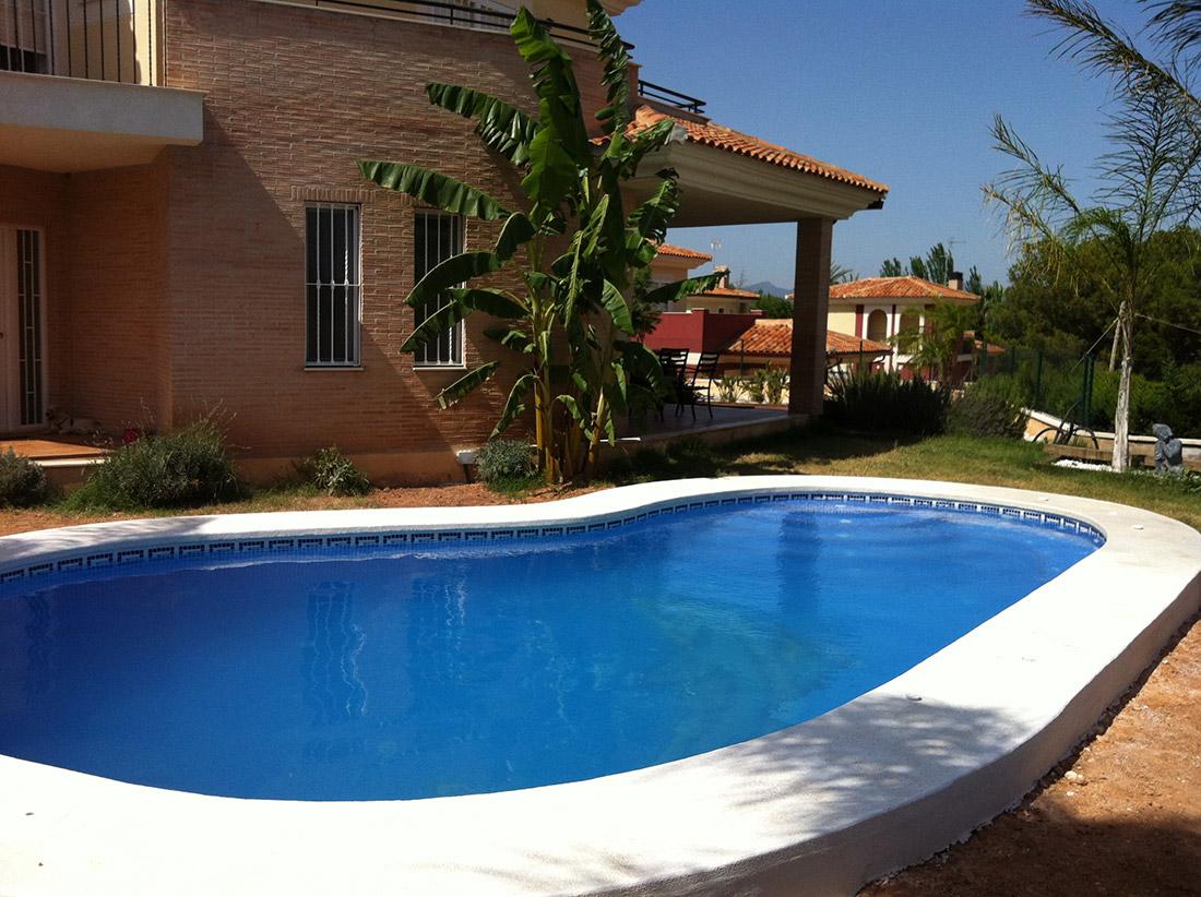 Construcci n de piscinas en valencia rehabilitaci n de for Tratamientos de piscinas